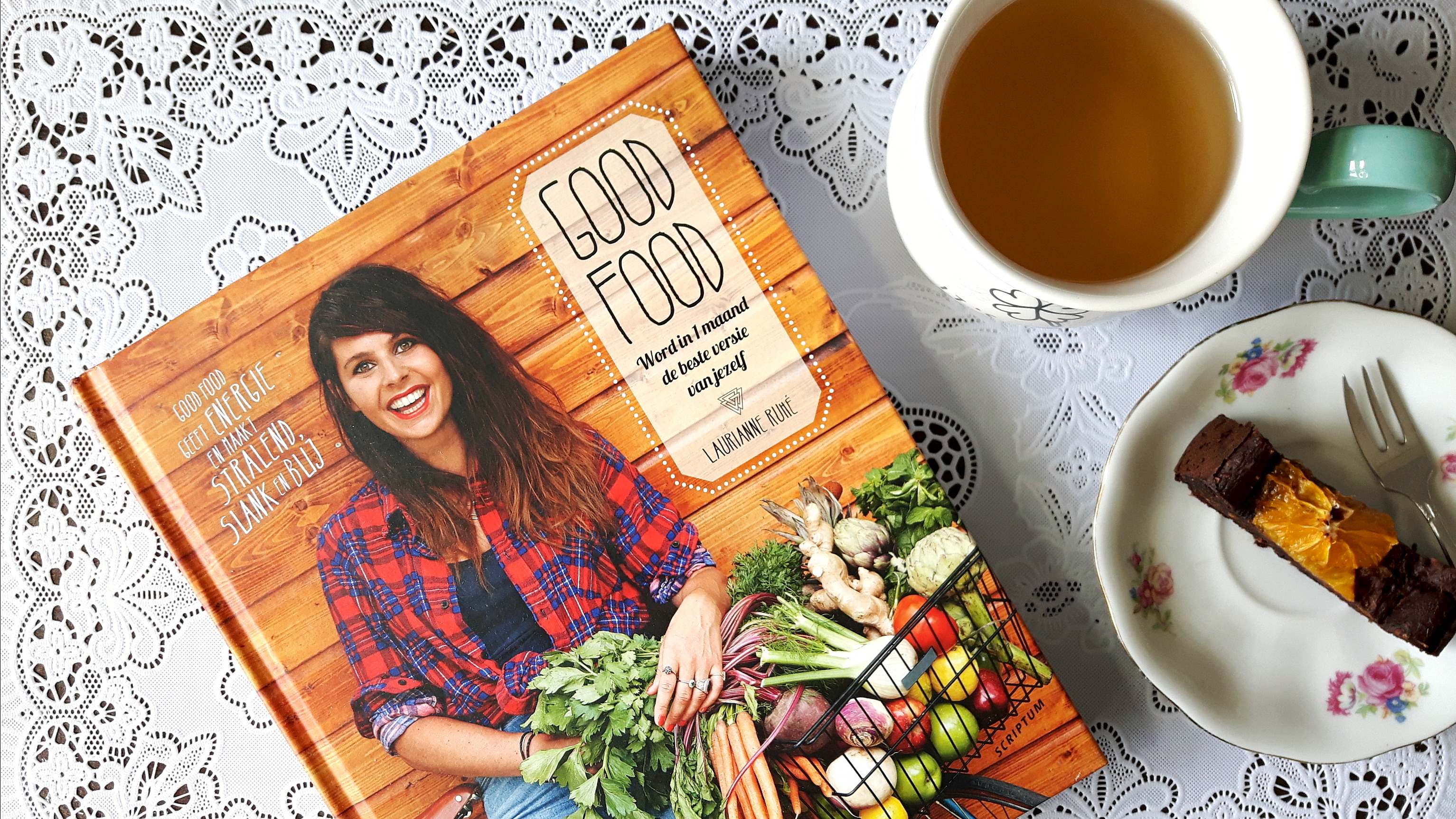 Boekreview: Good Food – Laurianne Ruhé