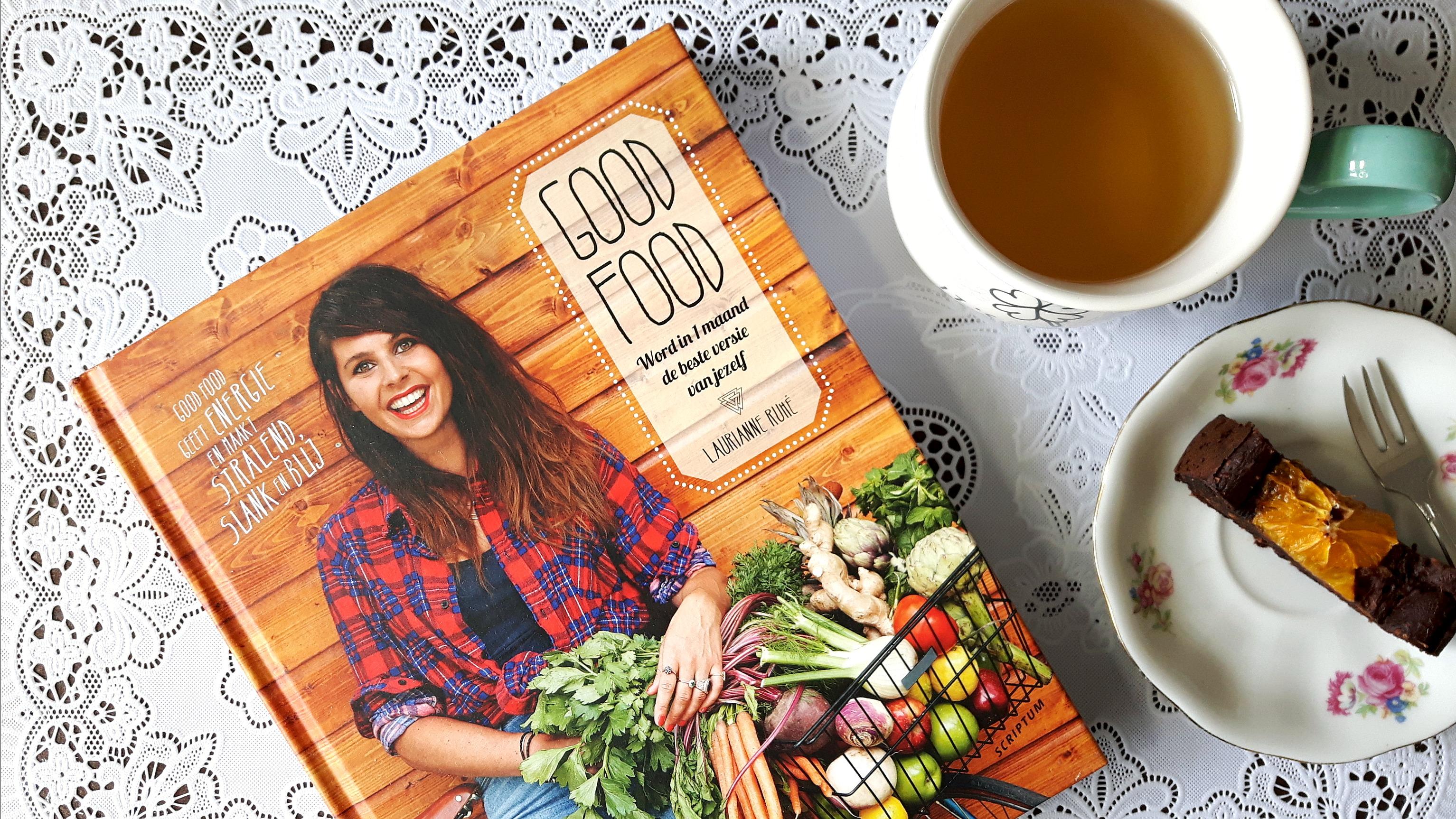 Boekreview: Good Food – Laurianne Ruhé