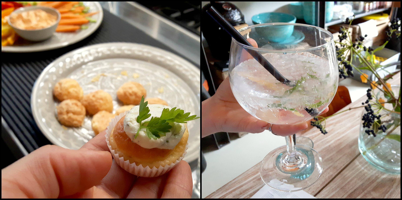 Follow the foodie: Vrijdagmiddagborrel met Boursin