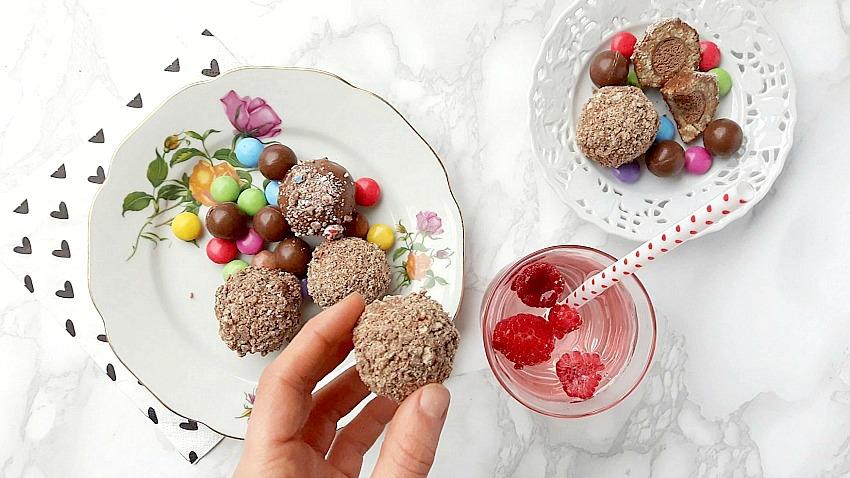 Koken met Nestlé: Bros bonbons