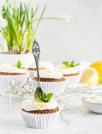 citroen maanzaad muffins