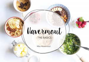 Ebook Havermout the basics