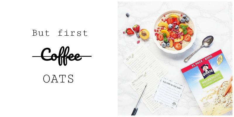 Let's get personal: Mijn ontbijtroutines