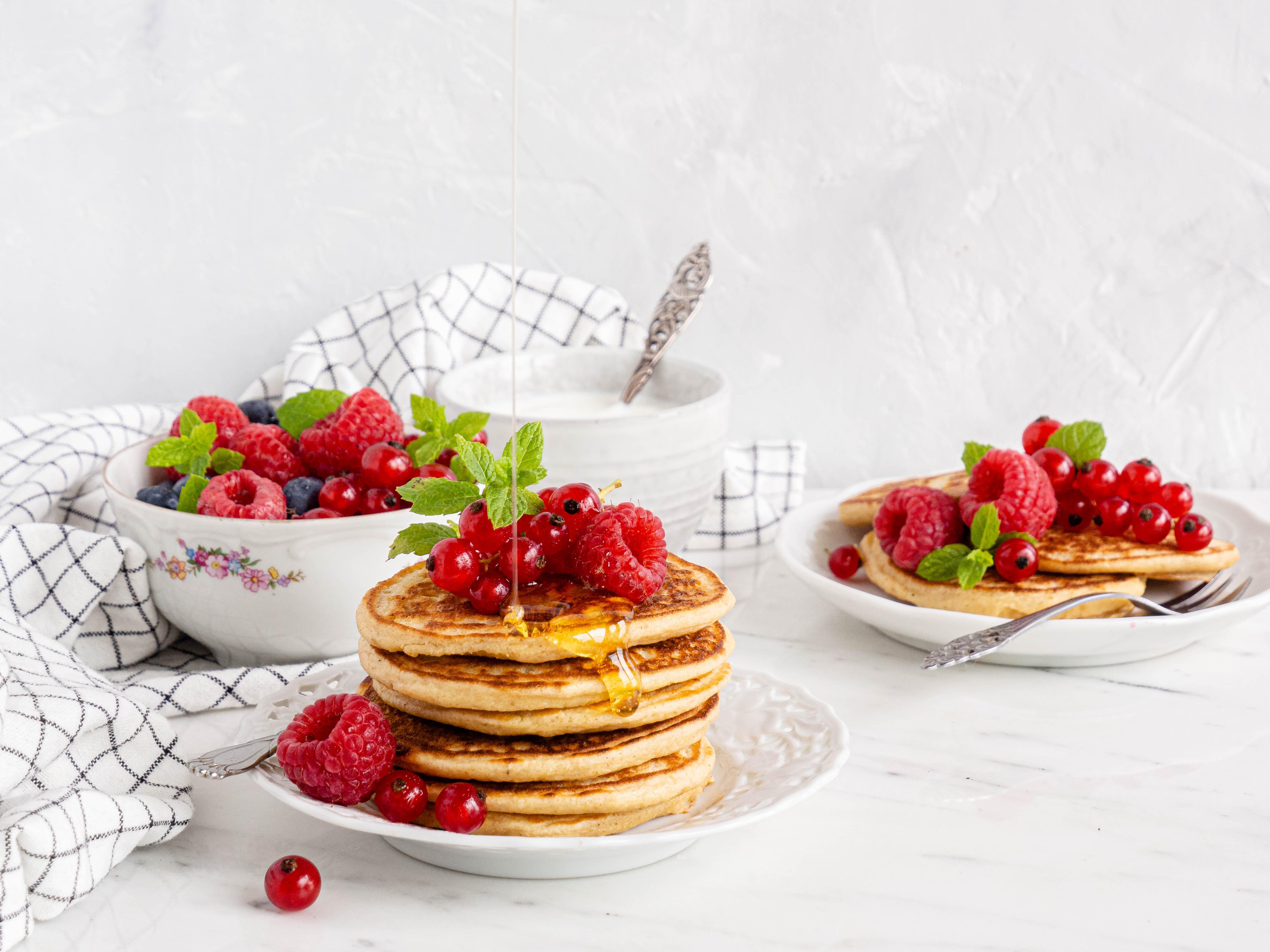 Karnemelk pancakes