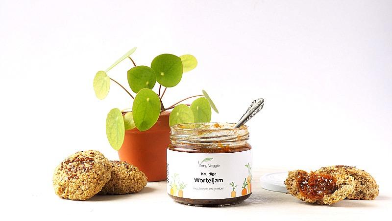 Food Innovation: Kruidige worteljam