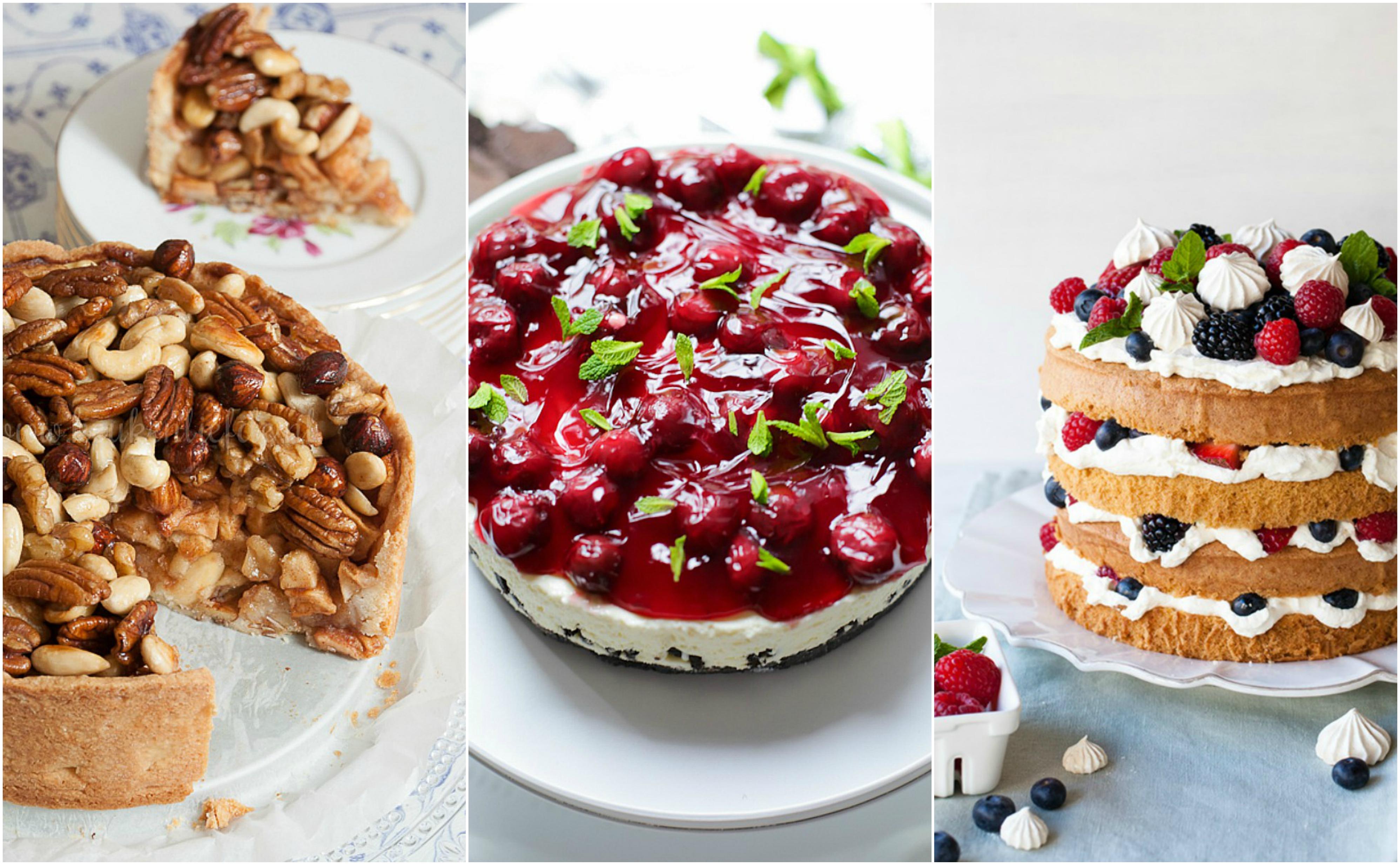Pinspiratie: 10x de lekkerste taarten