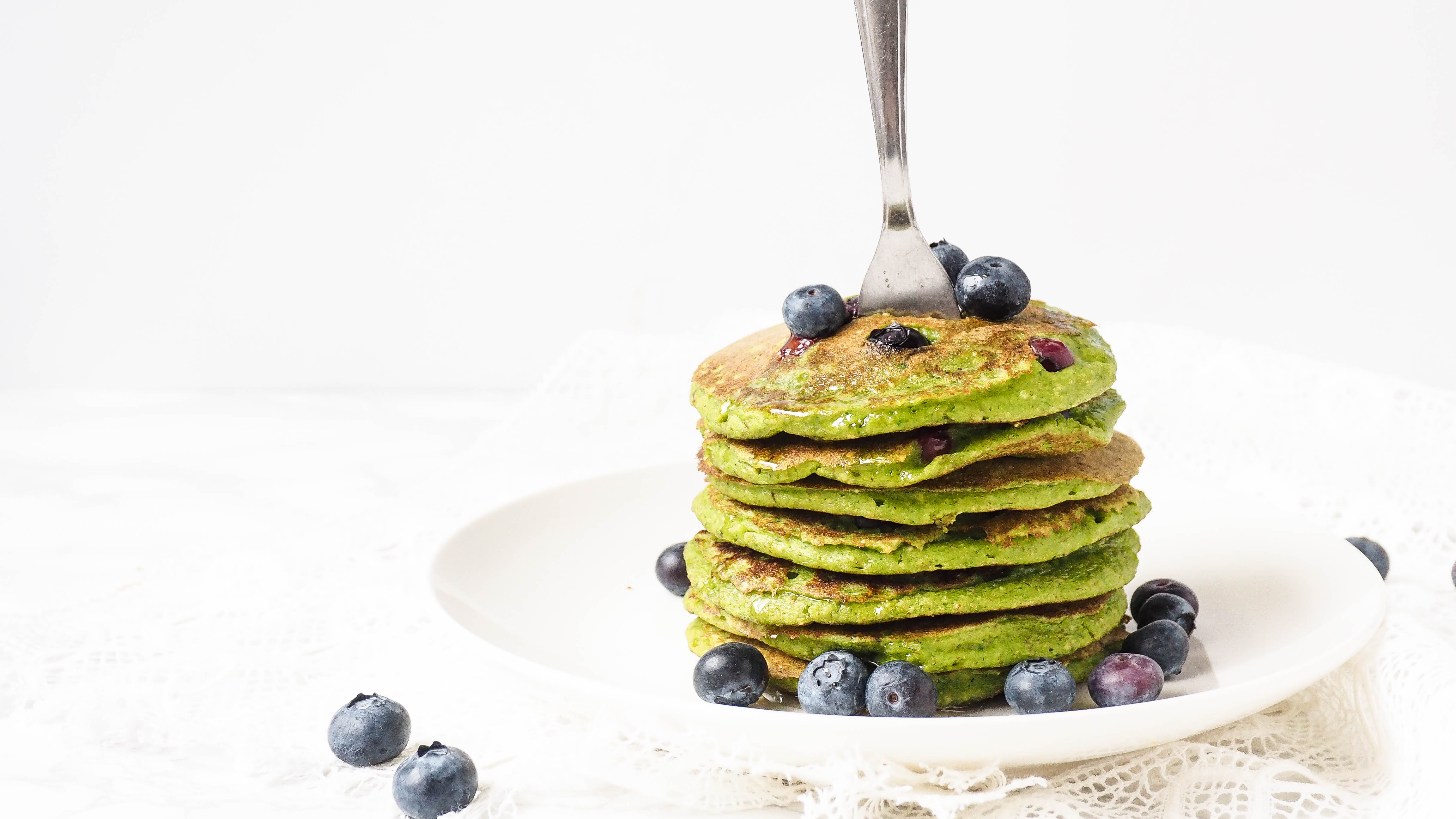 Foodwaste battle: Avocado pancakes