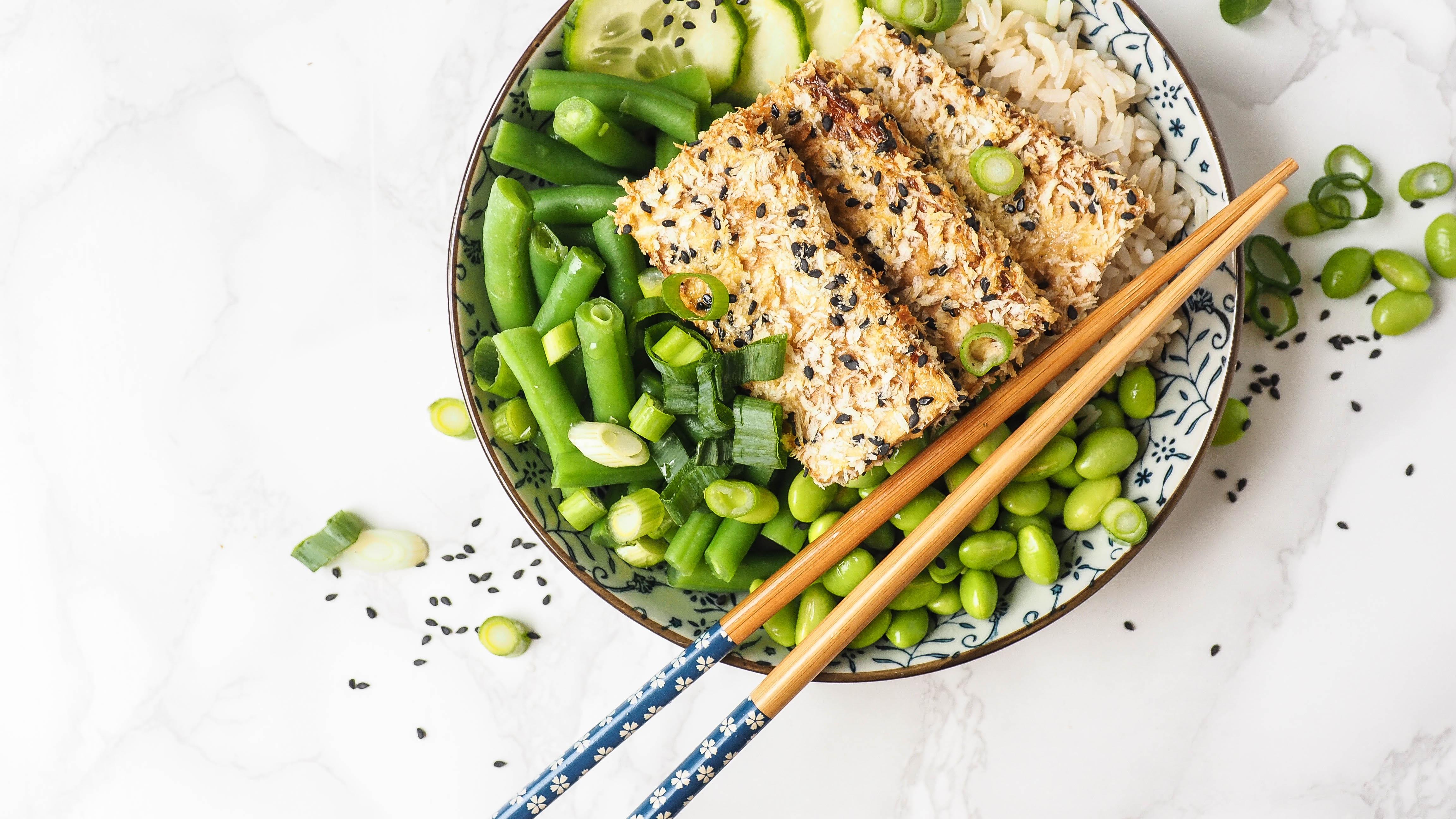 Recept: Crispy tofu