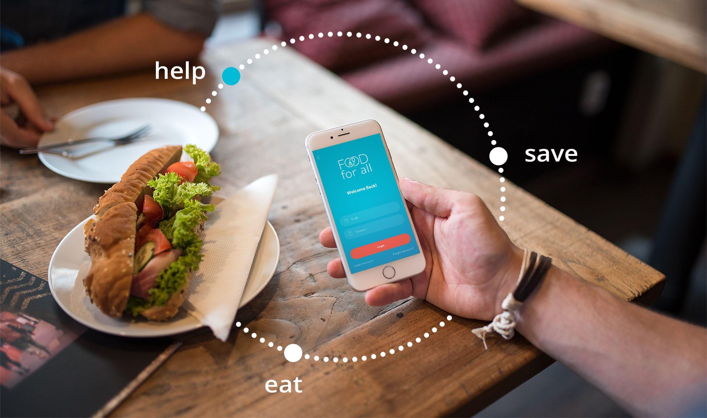 NoFoodwaste: Apps tegen voedselverspilling