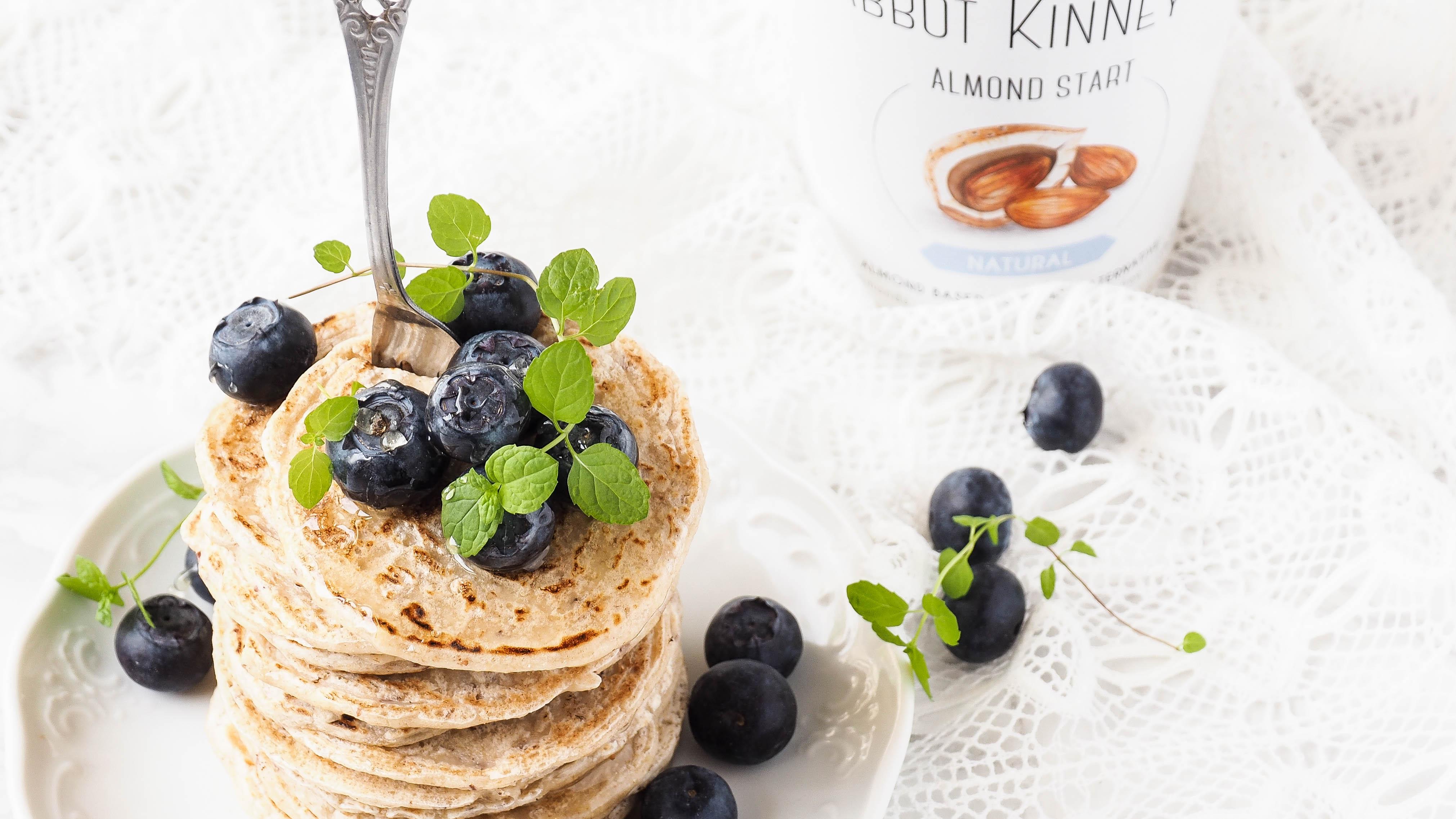 5x LKKRDR: Almond start pancakes