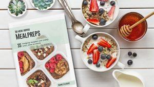 Ebook mealprep recepten: No more boring mealpreps