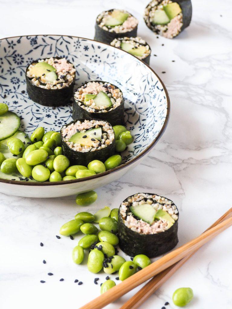 havergrutten sushi