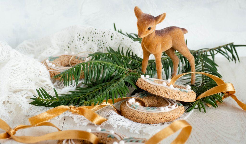 Recept: Kerstkransjes koekjes