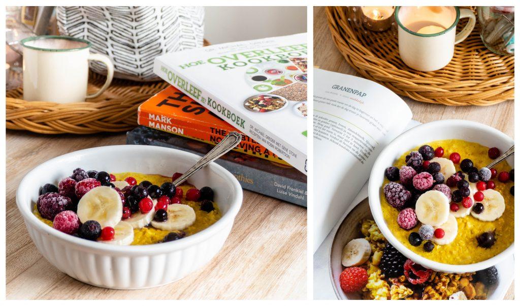 Eten volgens het boekje: Hoe overleef je – Kookboek – Dr. Michael Greger