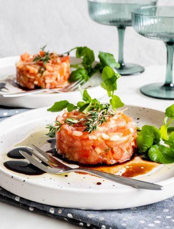 tomaten tartaar