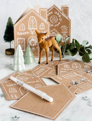 DIY Kerstkaarten