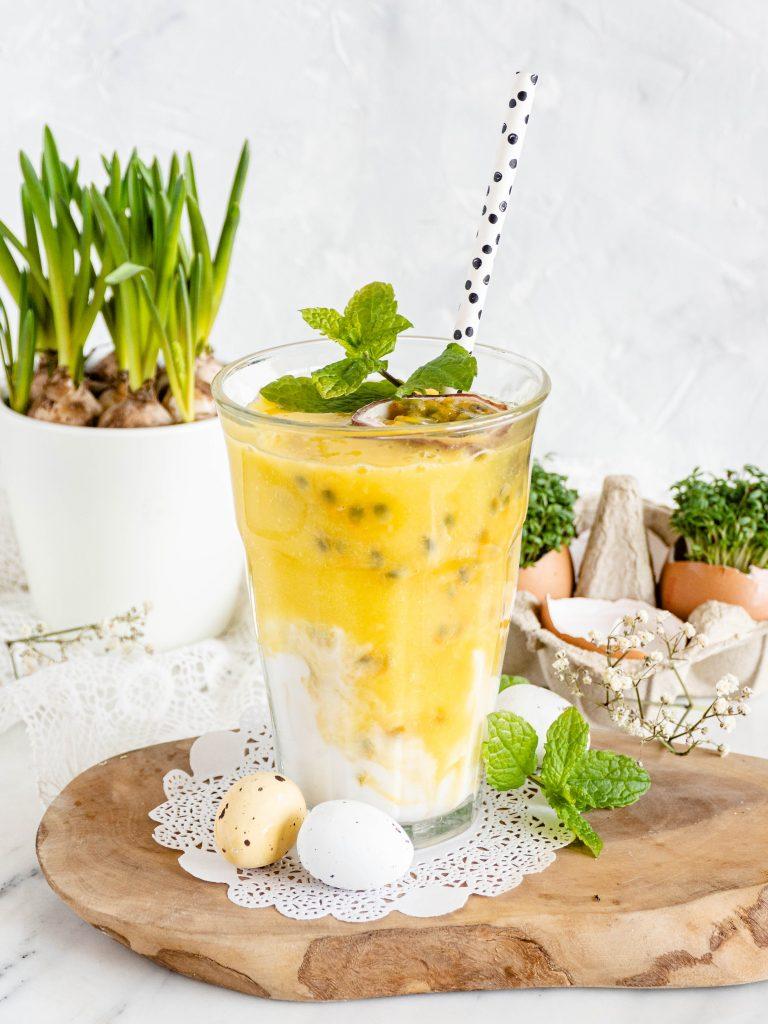 mango passievrucht smoothie