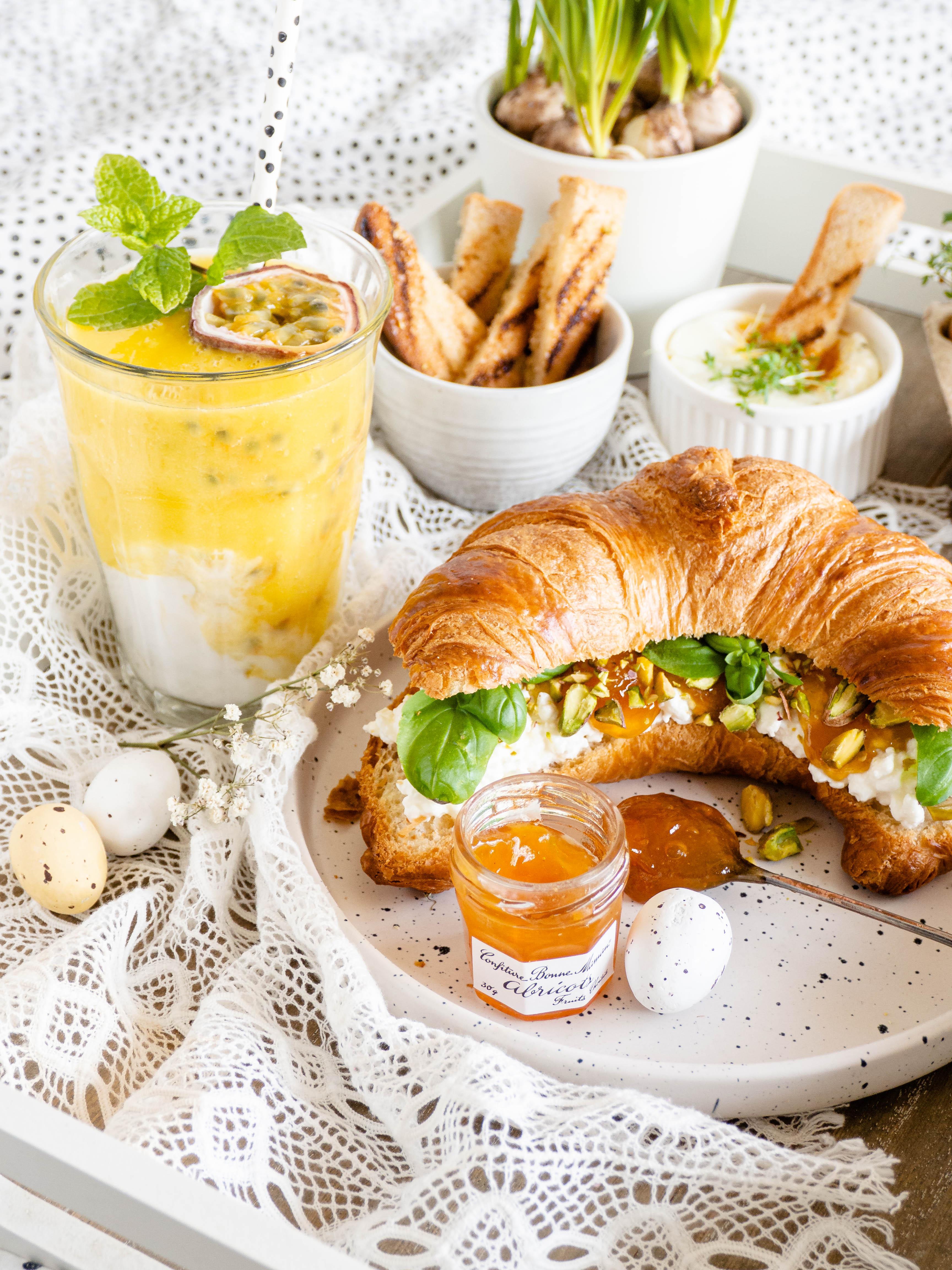 eenpersoons paas ontbijt