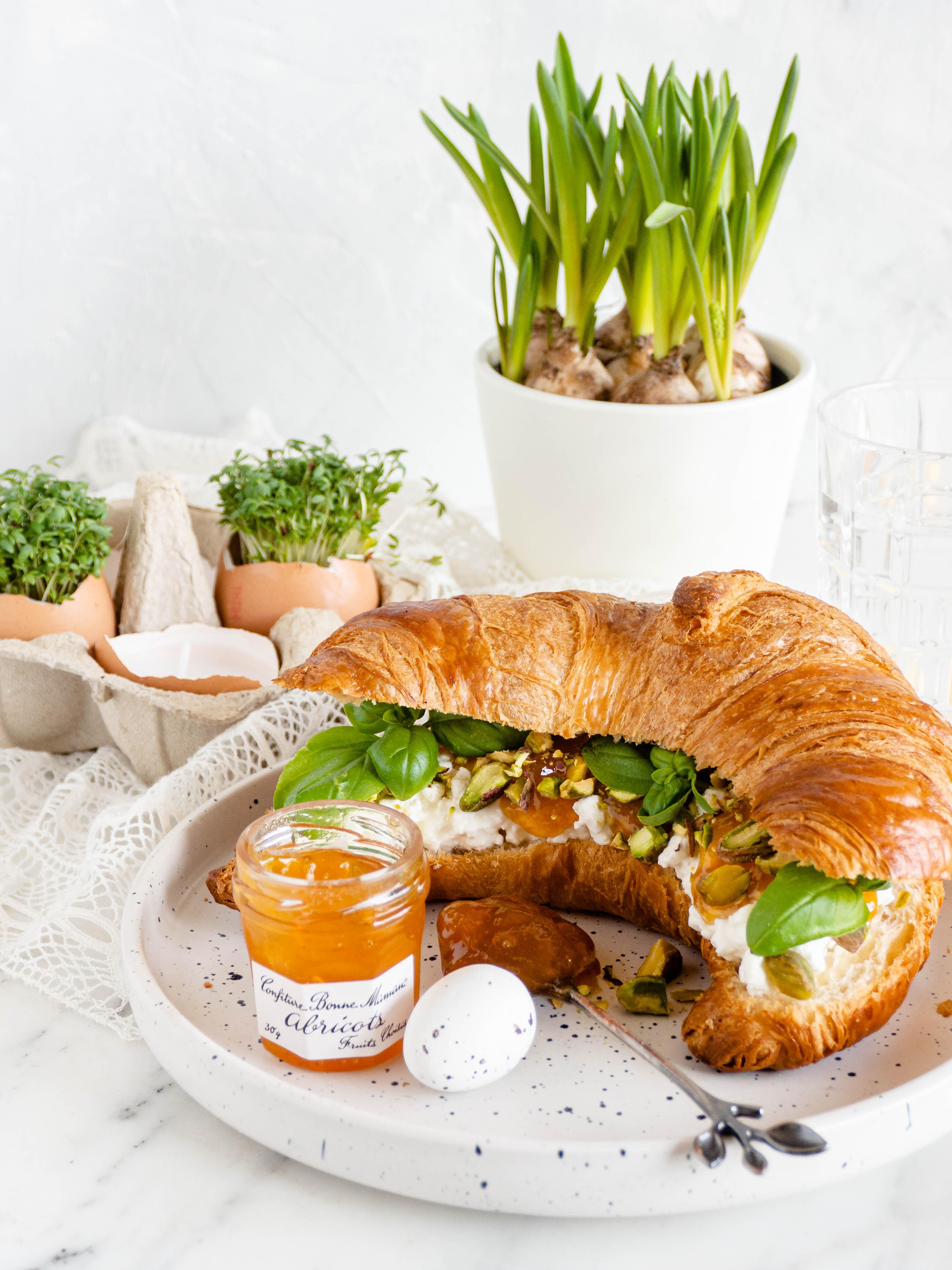 paas croissant
