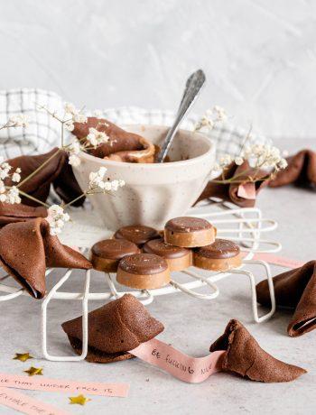 chocolade gelukskoekjes