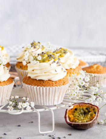lavendel cupcakes