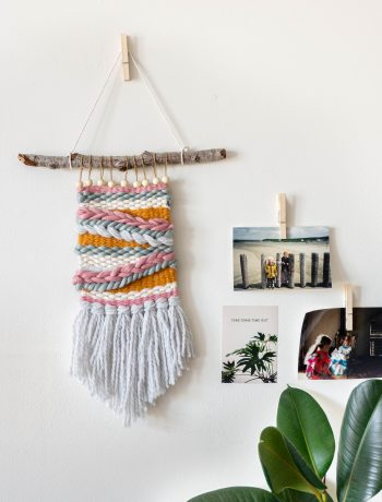 muurhanger weven