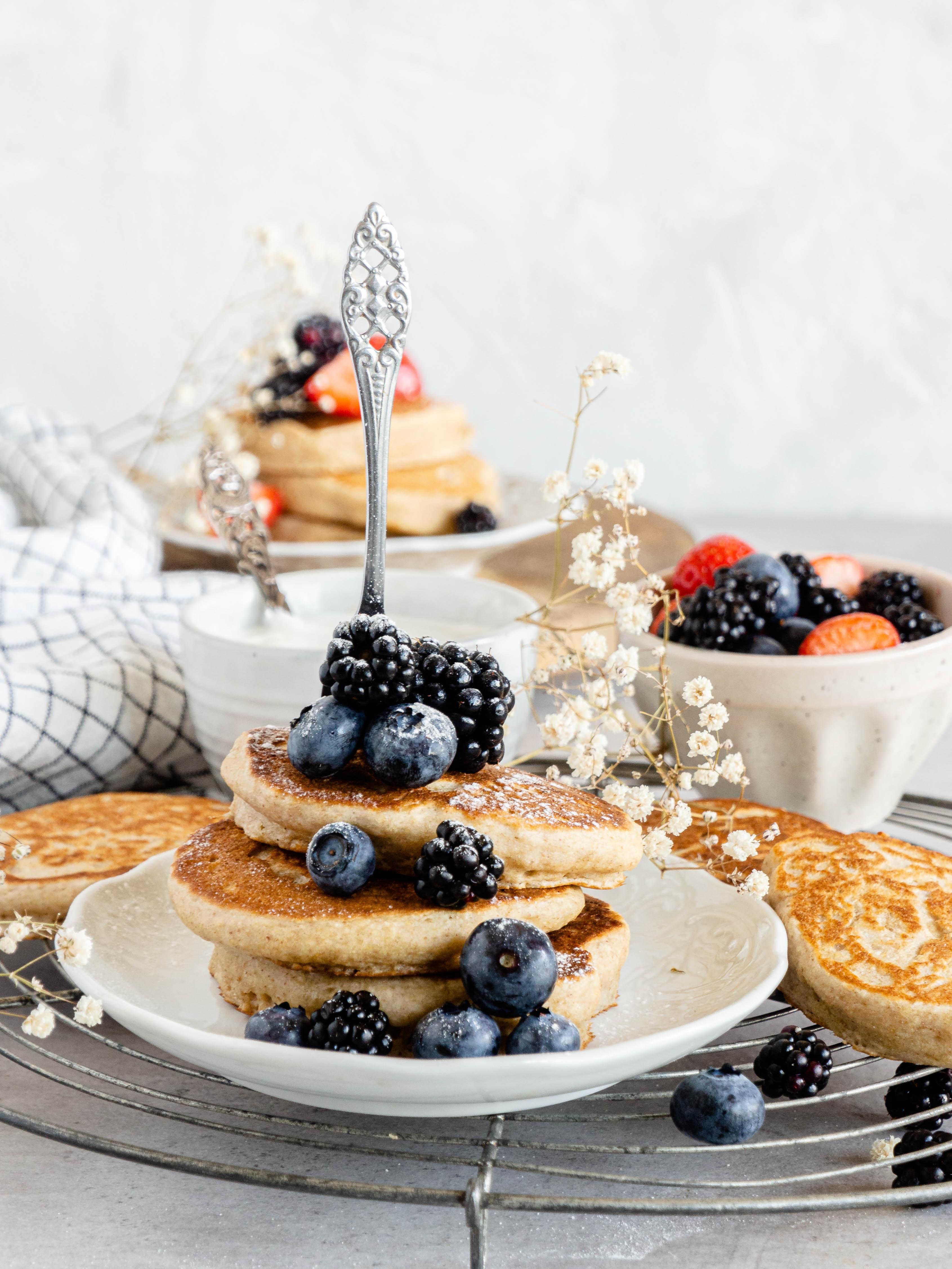 glutenvrije pancakes