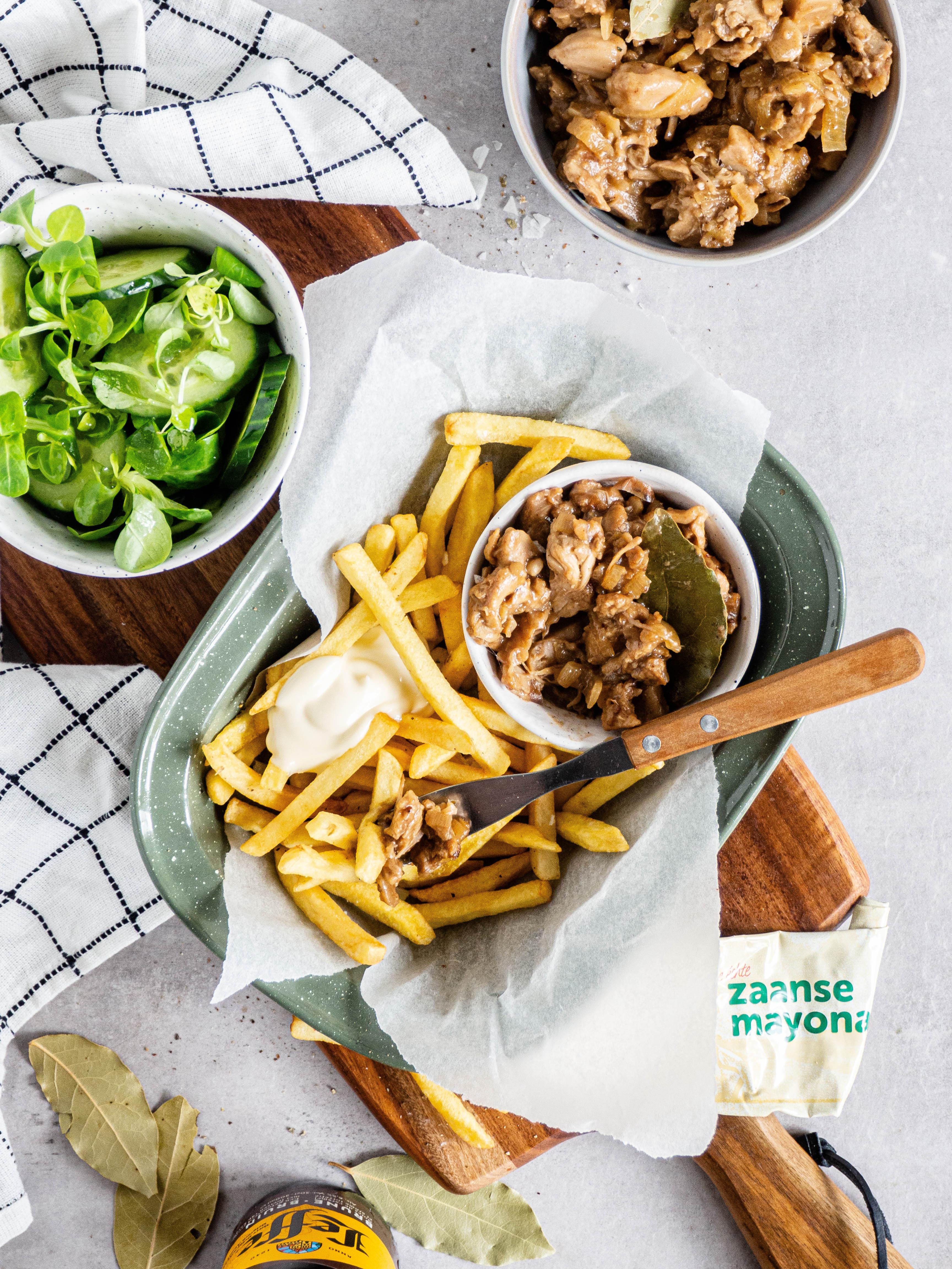 vegan stoofvlees
